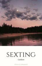 Sexting /Cashton by Sutkiasha09