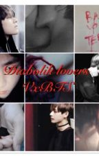 Diabolik lovers bts x Taehyung by CCyoungblood247