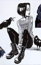 Drugie życie Raven by GalaktycznyKruk