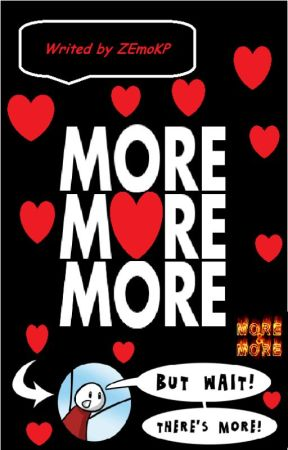 More, more... by ZEmoKP