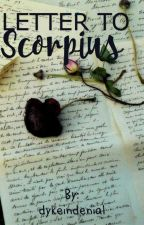 Letter to Scorpius by blueblackloving