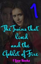 The Twins That Lived (Cedric Diggory Love Story) by DanniGirl075