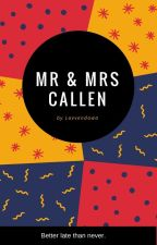 Mr & Mrs Callen by Lavvendowa
