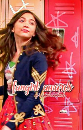 Fangirl Awards [CLOSED] by graphiclab