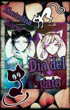 Día del gato [AkuAtsu] [BSD one-shot yaoi] by EKurae