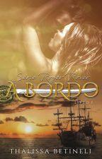 A bordo - Série Roger Rover - Livro I - (DEGUSTAÇÃO) by Thalibetineli