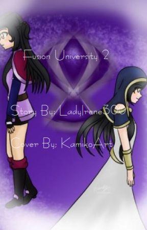 Fusion University 2 by LadyIrene300