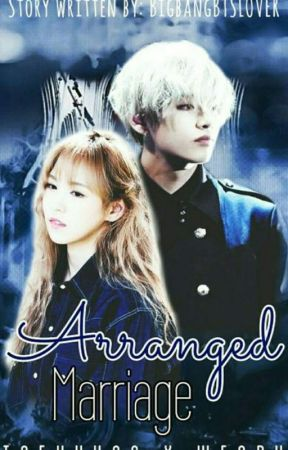 Forced  Marriage (Taehyung X Wendy ) by BigbangBTSLOVER