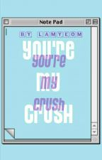 You're my crush. by lamyeom