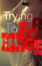 Trying to forget him by LovingPARIZ