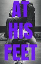 At His Feet by 2ndSucksDick