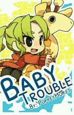 Baby Trouble [Inazuma Eleven x Baby!Reader] by PuppetMuffet