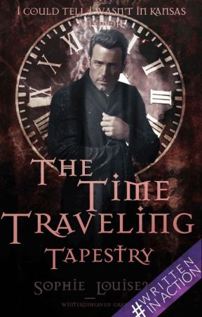 The Time-Traveling Tapestry #THESHINEAWARDSSS by Sophie_Louise246