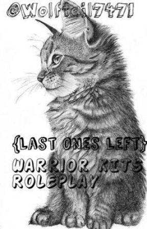 {Last Ones Left} Warrior KITS Roleplay by Wolftail7471