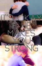 He makes me strong by hstyleshoney