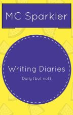 Writing Diaries by MC_Sparkler