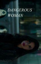 DANGEROUS WOMAN → DAMON SALVATORE by twentyonecrybabies1