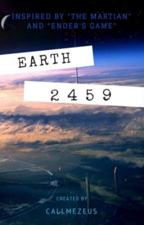 Earth 2459 by CallMeZeus