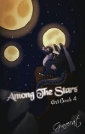Among The Stars : Art Book 4 by WickerBeastGravecat