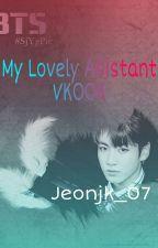 My Lovely Asistant  [ kth X jjk ] by Jeonjk_07