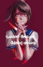 Opinions On Yandere Simulator Ships by wereallmad-