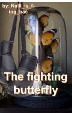 The Fighting Butterfly by shawnmendes-princess