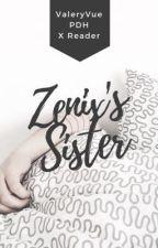 Zenix's Sister PdhXreader by Valeryvue