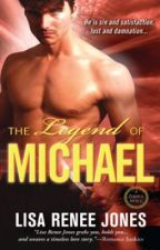 Legend of Michael - Zodius book 1 Hot Super Soldiers saving the world! by LisaReneeJones
