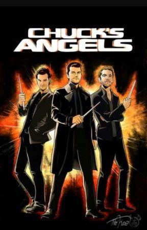 Angels that rebel against Heaven by LizzieandCastiel