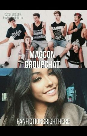 Magcon Groupchat  by FanFictionsRightHere