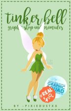 tinker bell; graphic shop and premades by -pixiedustxx