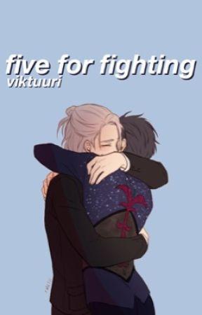five for fighting   viktuuri   by whatsayuuri