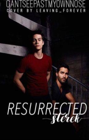 resurrected /sterek/ by CantSeePastMyOwnNose