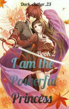 I Am The Powerful Princess:Awakening The Devil God #GlitterAwards2017 by Dark_Author_23