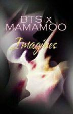 BTS X MAMAMOO imagines by HayanMirage