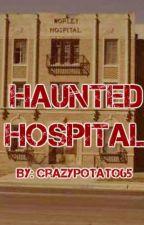 Haunted Hospital (Slow Update)  by MabelStarzz