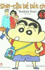 Shin-cậu bé bút chì - tập 41 by hang_sami