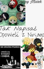 Poradnik Pisarki z Ninjago by CzarnyMisiek