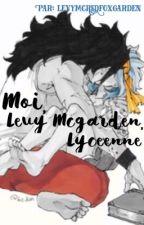 Moi, Levy Mcgarden, lycéenne by levymcredfoxgarden