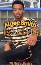 Algee Smith Imagines.  by wemadelovemb