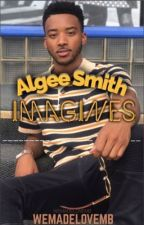 Algee Smith Imagines.  by wemadelovemb