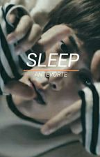 Sleep » Seokjin √ by antevorte
