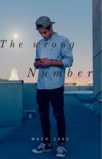Wrong number (C.D. fanfiction) (book #1 of the short story series) by mack_2463