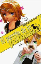 El Perrito De La Princesa by Shirley-VanessaBG