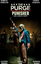 The Purge: Punisher  Cabello G!P  by Jaguarte
