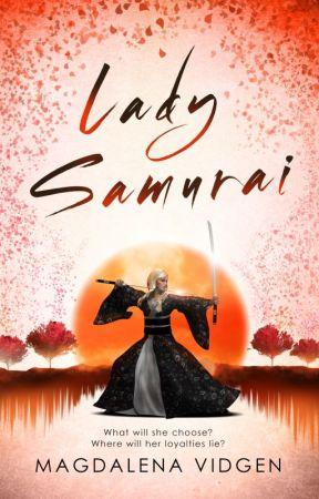 The Lady Samurai by madvidgen