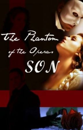 The Phantom of the Opera's son by Lillypad432