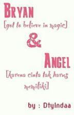 Bryan & Angel by Dtylndaa