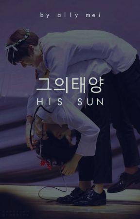 his sun » jungkook by xxsungjae