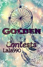 Golden Contests by Lala990